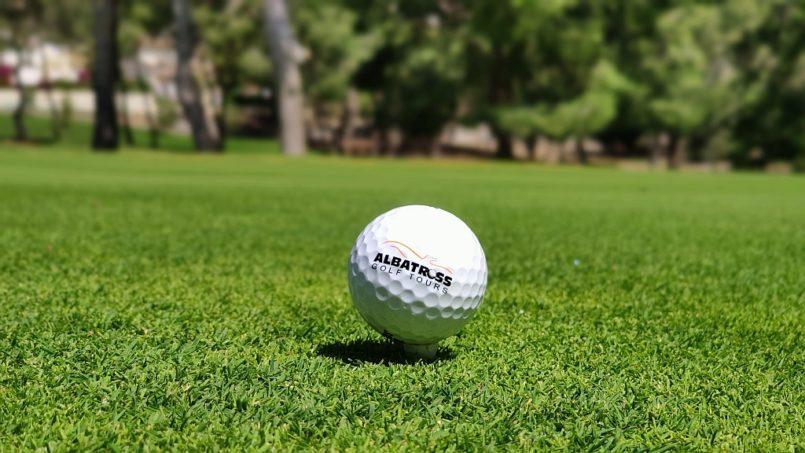 Raj dla golfistów