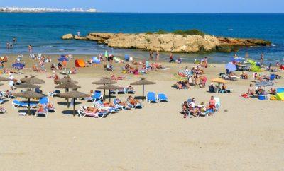 Plaże Orihuela Costa